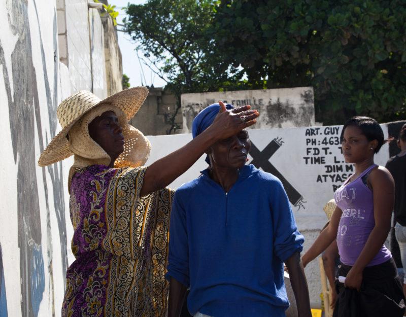 Narline Novembre, Focus Haiïti